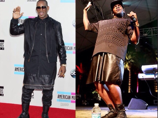 who are the gay rappers on love and hip hop